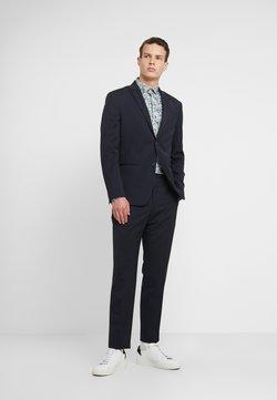 Calvin Klein Tailored - TRAVEL BI-STRETCH TWILL SLIM SUIT - Anzug - blue