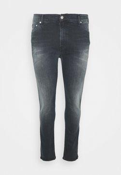 Calvin Klein Jeans Plus - Jeans Skinny - black