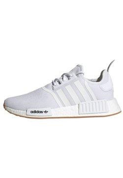 adidas Originals - NMD R1 PRIMEBLUE UNISEX - Matalavartiset tennarit - ftwr white/ftwr white/gum 2