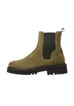 Marc O'Polo - Ankle Boot - khaki