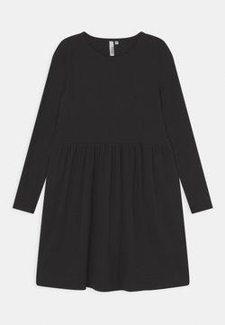 Little Pieces - LPTAYA DRESS - Jerseykleid - black