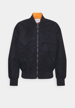 Lacoste - Giubbotto Bomber - dark blue/orange