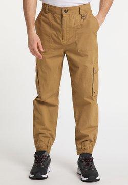 Mo - Cargo trousers - dark sand