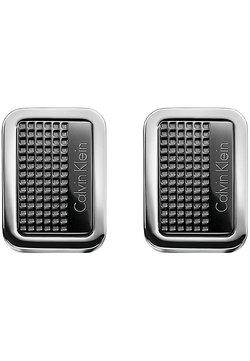 Calvin Klein - CONFIDENCE - Manschettenknopf - silver coloured