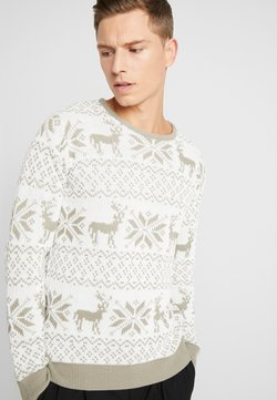 INDICODE JEANS - LANCASTER - Pullover - grey