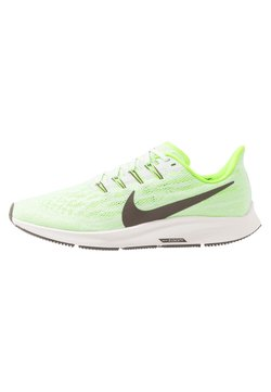 Nike Performance - AIR ZOOM PEGASUS  - Löparskor stabilitet - phantom/ridgerock/electric green