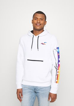 Hollister Co. - Sweatshirt - white