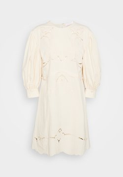 See by Chloé - Day dress - buttercream