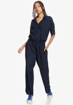 Quiksilver - Jumpsuit - navy blazer
