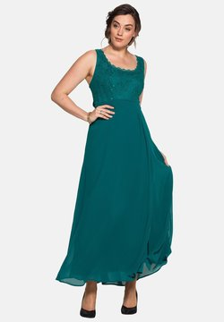 Sheego - Ballkleid - emerald