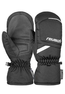 Reusch - FÄUSTLING BENNET - Fäustling - black/white