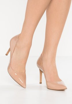 Pura Lopez - High Heel Pumps - face