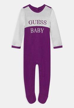 Guess - BABY UNISEX - Geboortegeschenk - new plum light