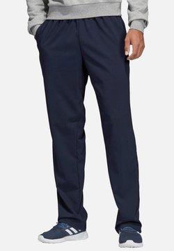 adidas Performance - STANFORD - Jogginghose - dark blue