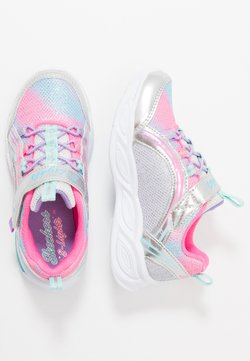 Skechers - SHIMMER BEAMS - Sneaker low - silver/multicolor