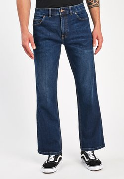 Next - WITH STRETCH - Jeans Bootcut - blue denim