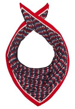 s.Oliver - Foulard - red aop