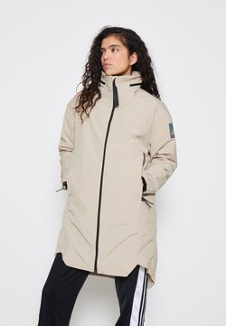 adidas Performance - MYSHELTER 4IN1 PARKA - Parka - savannah