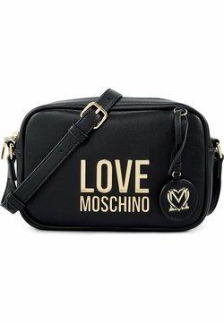 Love Moschino - Sac bandoulière - schwarz