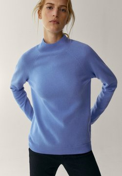Massimo Dutti - Sweter - blue