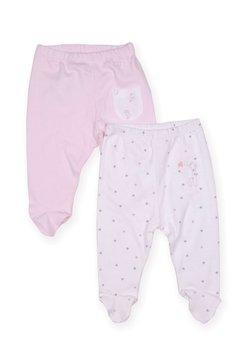 Cigit - 2 PACK - Pantaloni - light pink