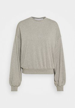 NU-IN - Sweater - grey marl