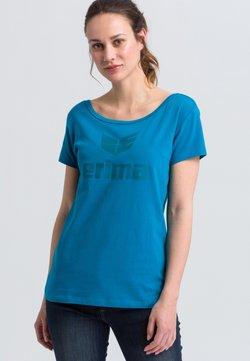 Erima - T-Shirt print - blue