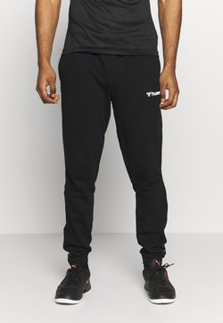 Hummel - AUTHENTIC PANT - Jogginghose - black/white