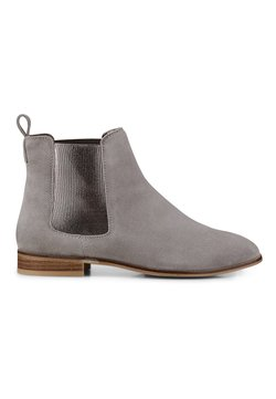 COX - Ankle Boot - hellgrau
