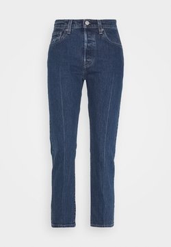 Levi's® - 501® CROP - Slim fit jeans - charleston pressed
