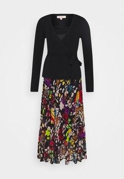 Derhy - ECHEANCE ROBE - Jumper dress - black