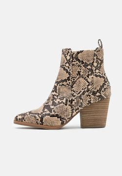 Rubi Shoes by Cotton On - JOLENE GUSSET - Ankle Boot - beige