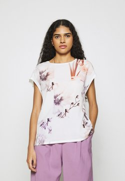 Ted Baker - LYLIE - T-Shirt print - white