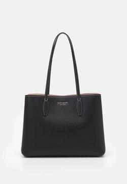 kate spade new york - LARGE TOTE SET - Shopping bag - black