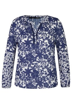 LeComte - Bluse - dunkelblau