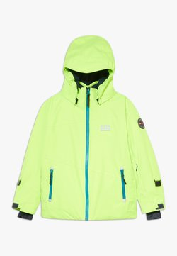 LEGO Wear - JOSHUA 700 JACKET UNISEX - Kurtka snowboardowa - light green