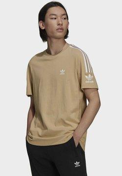 adidas Originals - T-Shirt print - beige