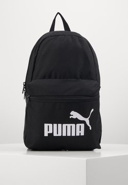 Puma - PHASE SMALL BACKPACK - Sac à dos - black