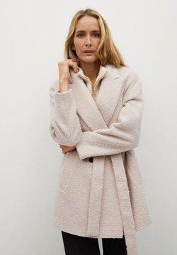 Mango - LAPIZ - Classic coat - beige
