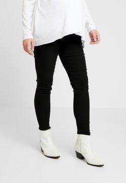 MAMALICIOUS - MLSANIBEL - Slim fit jeans - black