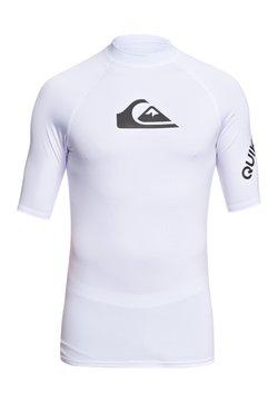 Quiksilver - ALL TIME  - T-shirt de surf - white