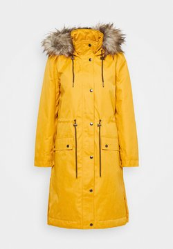 Freequent - Parka - yellow