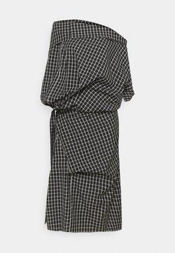 Vivienne Westwood - CLIFF OVERSIZE DRESS - Cocktail dress / Party dress - black