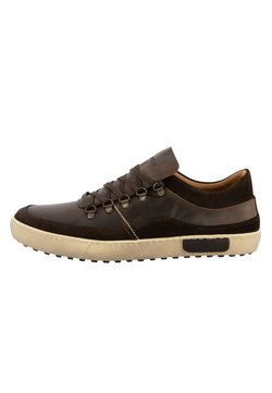 Travelin - ABERDEEN - Sneaker low - dark brown