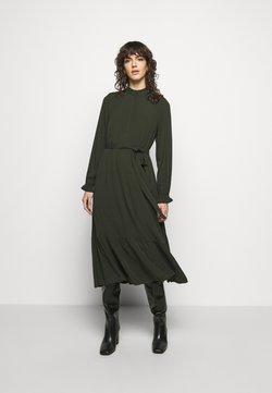 Bruuns Bazaar - NORI SICI DRESS - Vestido largo - green night