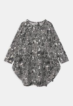 Papu - Ellipse - Jerseykleid - gypsum white/black