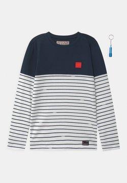 Retour Jeans - XAVIER - T-shirt à manches longues - dark navy
