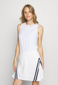 Nike Golf - FLEX ACE - Funktionsshirt - white