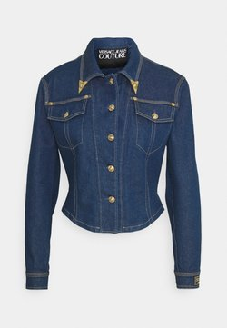 Versace Jeans Couture - LADY JACKET - Giacca di jeans - indigo