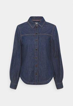 s.Oliver - Camisa - blue denim